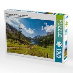 Steirersee mit 1447m auf der Tauplitzalm 1000 Teile Puzzle quer von Schieder,  Markus