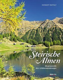 Steirische Almen von Raffalt,  Herbert