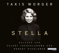 Stella von Stadlober,  Robert, Tscheplanowa,  Valery, Würger,  Takis