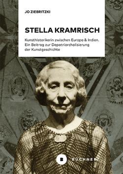 Stella Kramrisch von Ziebritzki,  Jo