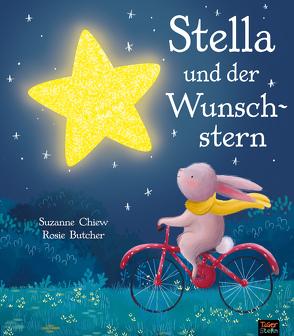 Stella und der Wunschstern von Butcher,  Rosie, Chiew,  Suzanne, Kiesel,  TextDoc