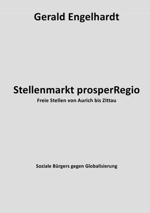 Stellenmarkt prosperRegio von Engelhardt,  Gerald
