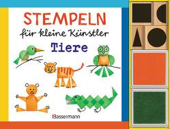 Stempeln für kleine Künstler – Tiere-Set von Pautner,  Norbert