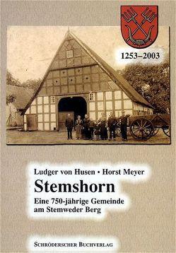 Stemshorn von Husen,  Ludger von, Meyer,  Horst