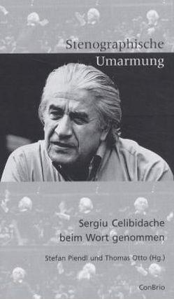 Stenographische Umarmung von Otto,  Thomas, Piendl,  Stefan
