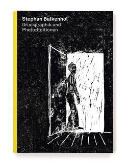 Stephan Balkenhol – Druckgraphik und Photo-Editionen von Dobke,  Dirk, Priess,  Holger