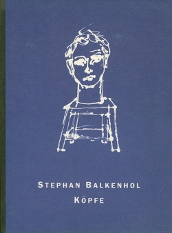 Stephan Balkenhol – Köpfe von Stather,  Manfred