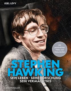 Stephen Hawking von Levy,  Joel