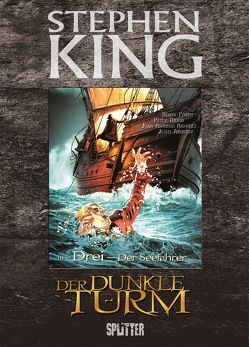 Stephen King – Der Dunkle Turm von Aburtov,  Jesus, David,  Peter, Furth,  Robin, King,  Stephen, Ramírez,  Juan Antonio
