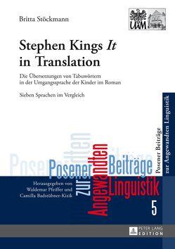 Stephen King's «It» in Translation von Stöckmann,  Britta