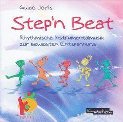 Step'n beat von Gnegel, Horn,  Reinhard, Jöris,  Guido, Küdde