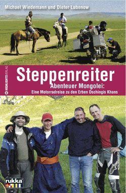 Steppenreiter von Lubenow,  Dieter, Wiedemann,  Michael