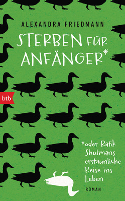Sterben für Anfänger oder Rafik Shulmans erstaunliche Reise ins Leben von Friedmann,  Alexandra