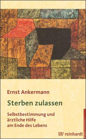 Sterben zulassen von Ankermann,  Ernst