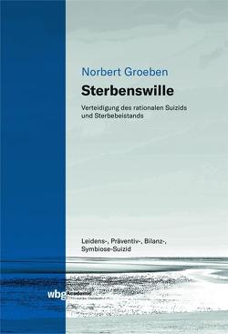 Sterbenswille von Groeben,  Norbert