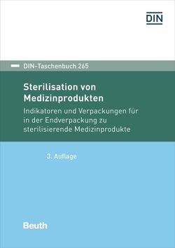 Sterilisation von Medizinprodukten – Buch mit E-Book