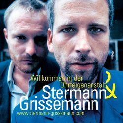 Stermann /Grissemann: Willkommen in der Ohrfeigenanstalt von Grissemann,  Christoph, Stermann,  Dirk