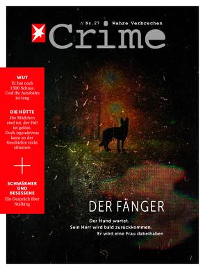 stern crime / stern crime 27/2019 – Der Fänger von Krug,  Christian