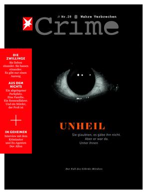 stern crime / stern crime 28/2019 – UNHEIL von Krug,  Christian