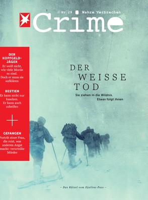stern crime / stern crime 29/2020 – Der weiße Tod von Krug,  Christian