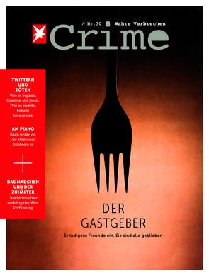 stern crime / stern crime 30/2020 – Der Gastgeber von Krug,  Christian
