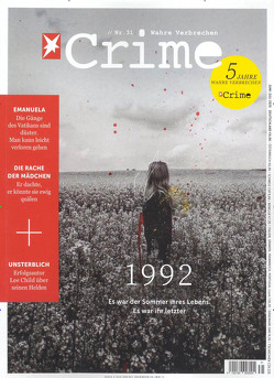 stern crime / stern Crime 31/2020 von Krug,  Christian