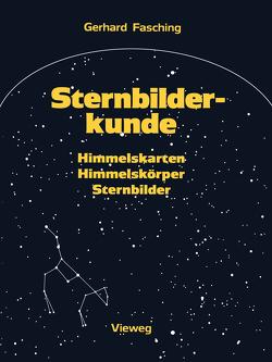 Sternbilderkunde von Fasching,  Gerhard