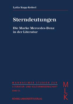 Sterndeutungen von Kopp-Ketterl,  Lydia