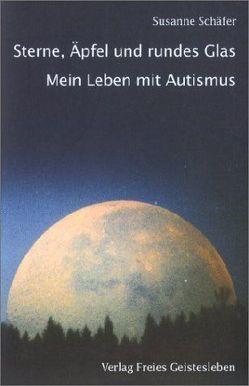Sterne, Äpfel und rundes Glas von Schäfer,  Susanne