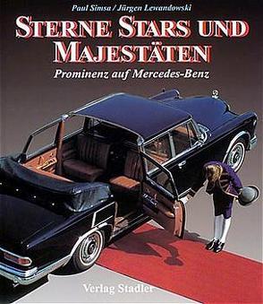 Sterne, Stars und Majestäten von Lewandowski,  Jürgen, Simsa,  Paul