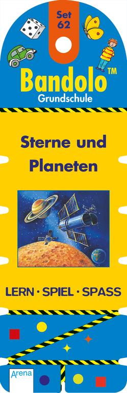 Sterne und Planeten von Barnhusen,  Friederike, Johannsen,  Bianca