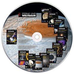 Sterne und Weltraum CD-ROM 2017