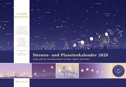 Sternen- und Planetenkalender 2020 von Bisterbosch,  Liesbeth