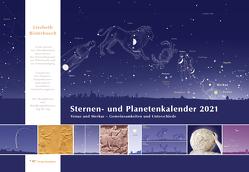 Sternen- und Planetenkalender 2021 von Bisterbosch,  Liesbeth