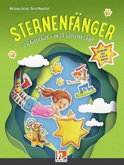 Sternenfänger. Paket (Liederbuch und Audio-CDs) von Hering,  Wolfgang, Meyerholz,  Bernd