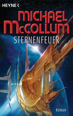 Sternenfeuer von Gilbert,  Martin, McCollum,  Michael