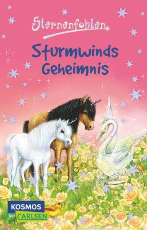 Sternenfohlen 8: Sturmwinds Geheimnis von Chapman,  Linda, Rasch,  Ursula, Schröter,  Carolin Ina