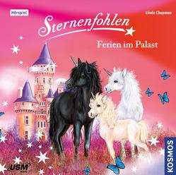 Sternenfohlen (Folge 19): Ferien im Palast von Chapman,  Linda, United Soft Media Verlag GmbH