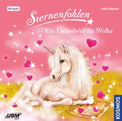 Sternenfohlen (Folge 20): Ein Liebesbrief für Wolke von Chapman,  Linda, United Soft Media Verlag GmbH
