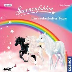 Sternenfohlen (Folge 9): Ein zauberhaftes Team von Chapman,  Linda, United Soft Media Verlag GmbH