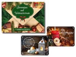 Sternenglanz und Weihnachtsfreude von Engeln,  Reinhard
