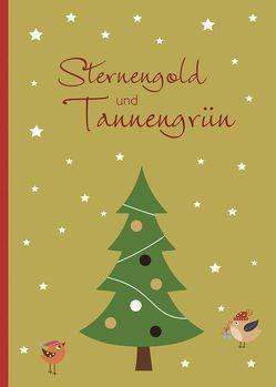 Sternengold und Tannengrün von Sassor,  Tanja