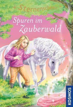 Sternenschweif, 11, Spuren im Zauberwald von Chapmann,  Linda, Hull,  Biz