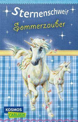 Sternenschweif 18: Sommerzauber von Chapman,  Linda, Hull,  Biz