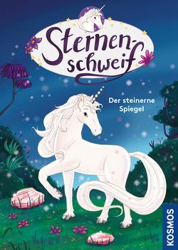 Sternenschweif, 3, Der steinerne Spiegel von Chapman,  Linda, Kühler,  Anna-Lena
