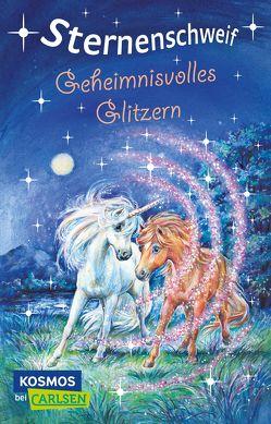 Sternenschweif 33: Geheimnisvolles Glitzern von Chapman, Hull