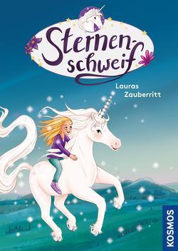 Sternenschweif, 4, Lauras Zauberritt von Chapman,  Linda, Kühler,  Anna-Lena