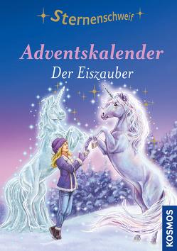 Sternenschweif Adventskalender Der Eiszauber von Chapman,  Linda, Llobet,  Josephine