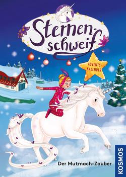 Sternenschweif Adventskalender, Der Mutmach-Zauber von Chapman,  Linda, Kühler,  Anna-Lena