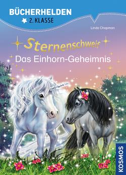 Sternenschweif, Bücherhelden, Das Einhorn-Geheimnis von Chapman,  Linda